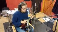 Peasy mandolinning like a bad ass